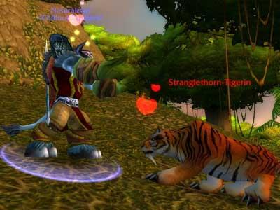 Horde: Jäger liebt Tiger